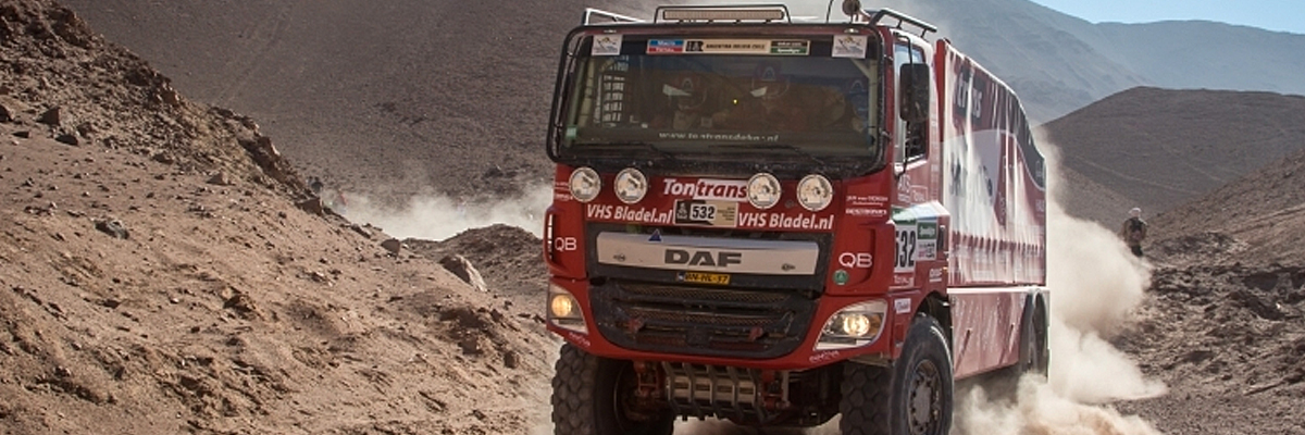 TonTrans Dakar 2015 Video